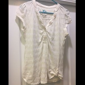Top from Anthropologie